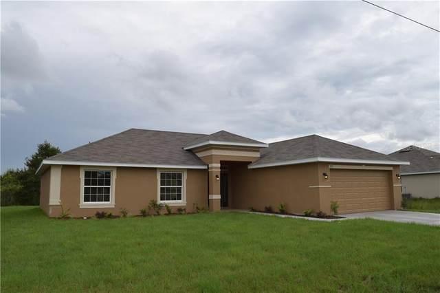 699 Gila Drive, Poinciana, FL 34759 (MLS #O5915622) :: Premier Home Experts