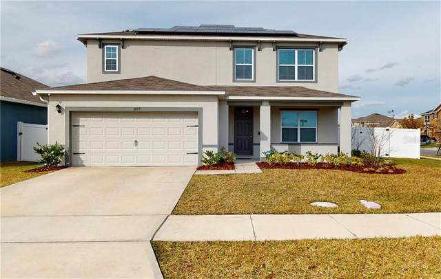 1899 Cassidy Knoll Drive, Kissimmee, FL 34744 (MLS #O5915671) :: Griffin Group