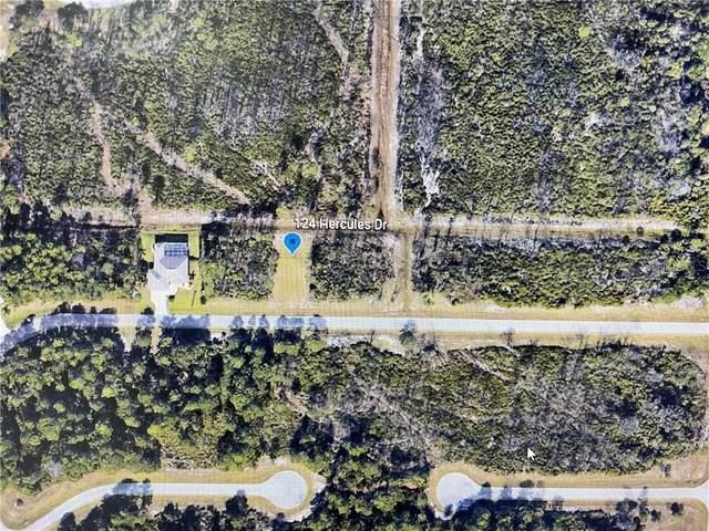 124 Hercules Drive, Rotonda West, FL 33947 (MLS #O5915749) :: Young Real Estate