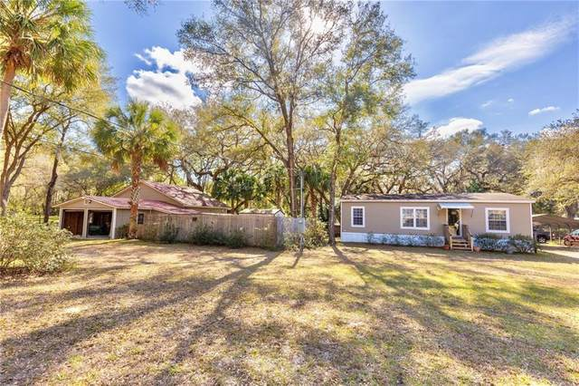 15060 NE 144TH Street, Fort Mc Coy, FL 32134 (MLS #O5916290) :: Florida Real Estate Sellers at Keller Williams Realty