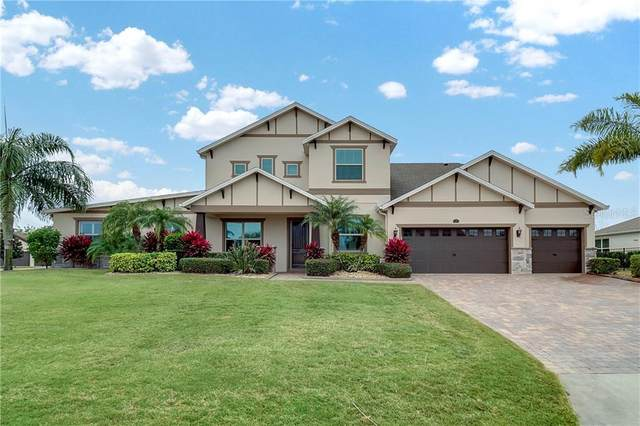 14805 Algardi Street, Montverde, FL 34756 (MLS #O5916339) :: Florida Real Estate Sellers at Keller Williams Realty