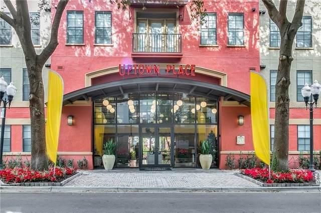 911 N Orange Avenue #110, Orlando, FL 32801 (MLS #O5916344) :: Dalton Wade Real Estate Group