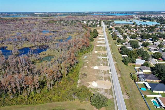 Lot 3 Silver Eagle, Groveland, FL 34736 (MLS #O5916494) :: Lockhart & Walseth Team, Realtors