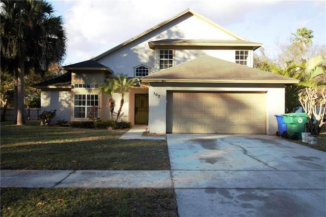 102 W Frederick Avenue, Lake Mary, FL 32746 (MLS #O5916506) :: Florida Life Real Estate Group