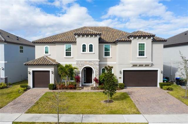 8318 Ludington Circle, Orlando, FL 32836 (MLS #O5916535) :: The Duncan Duo Team