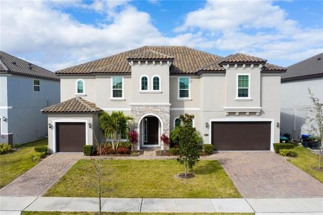 8318 Ludington Circle, Orlando, FL 32836 (MLS #O5916535) :: Sarasota Property Group at NextHome Excellence