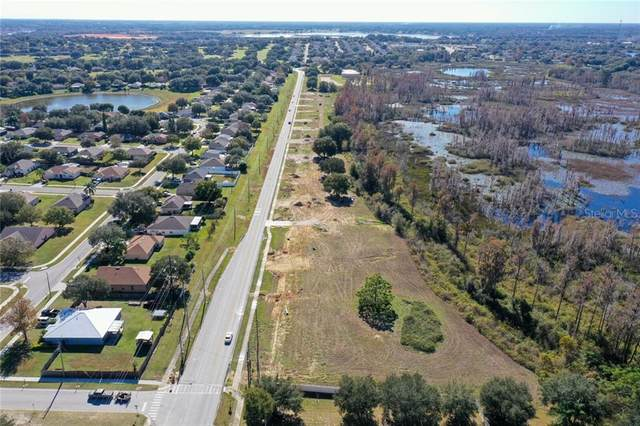 Lot 13 Silver Eagle Road, Groveland, FL 34736 (MLS #O5916568) :: Griffin Group