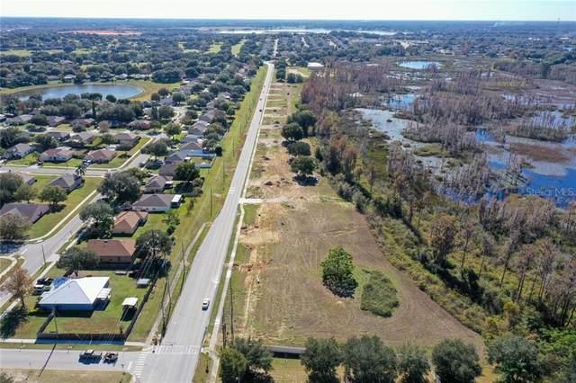 Lot 16 Silver Eagle Road, Groveland, FL 34736 (MLS #O5916571) :: Griffin Group