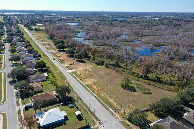 Lot 17 Silver Eagle Road, Groveland, FL 34736 (MLS #O5916572) :: Griffin Group