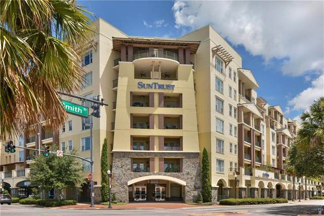 630 Vassar Street #2302, Orlando, FL 32804 (MLS #O5916583) :: The Brenda Wade Team