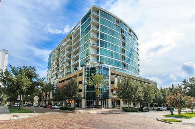101 S Eola Drive #1116, Orlando, FL 32801 (MLS #O5916649) :: Your Florida House Team