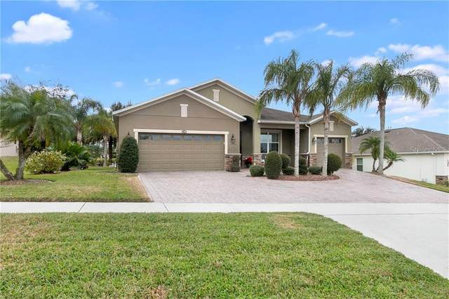 1105 Lattimore Drive, Clermont, FL 34711 (MLS #O5916881) :: The Duncan Duo Team