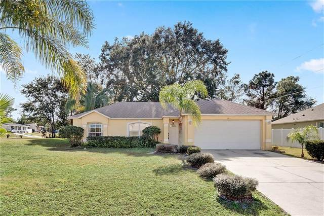 3195 Lynnhaven Street, Deltona, FL 32738 (MLS #O5916899) :: Sarasota Property Group at NextHome Excellence