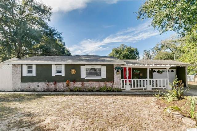 1230 E 1ST Avenue, Mount Dora, FL 32757 (MLS #O5916935) :: The Light Team