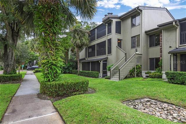 550 S Osceola Avenue #32, Orlando, FL 32801 (MLS #O5917045) :: Your Florida House Team