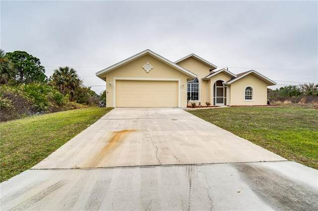 501 Strasburg Drive, Port Charlotte, FL 33954 (MLS #O5917067) :: Kelli and Audrey at RE/MAX Tropical Sands