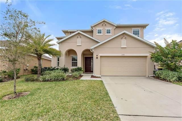 2245 Crofton Avenue, Davenport, FL 33837 (MLS #O5917080) :: Griffin Group