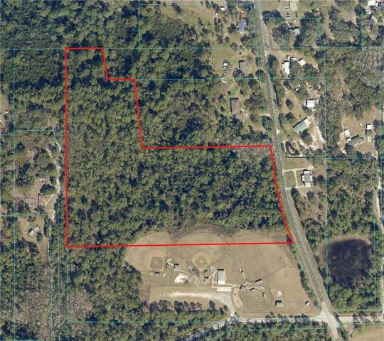 Ne 145Th Ave, Silver Springs, FL 34488 (MLS #O5917104) :: Kelli and Audrey at RE/MAX Tropical Sands