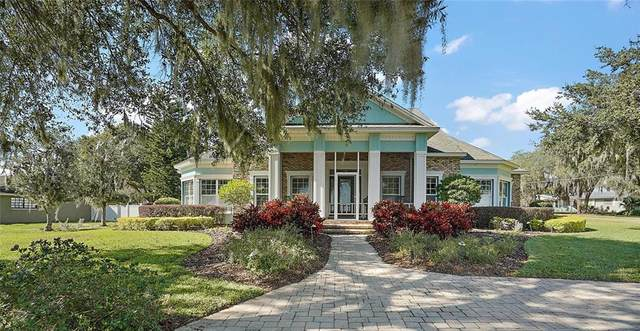 3105 Lakeshore Drive, Mount Dora, FL 32757 (MLS #O5917198) :: Everlane Realty