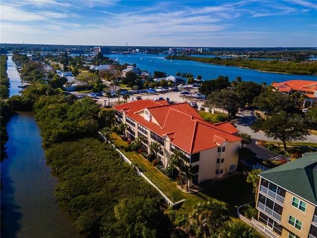 466 Bouchelle Drive #105, New Smyrna Beach, FL 32169 (MLS #O5917269) :: The Light Team