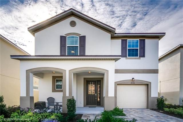9008 Egret Mills Terrace, Kissimmee, FL 34747 (MLS #O5917285) :: Florida Real Estate Sellers at Keller Williams Realty