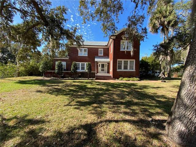 1802 S Riverside Drive, New Smyrna Beach, FL 32168 (MLS #O5917341) :: Pepine Realty