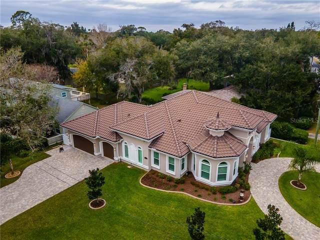 201 Wayne Avenue, New Smyrna Beach, FL 32168 (MLS #O5917385) :: Your Florida House Team