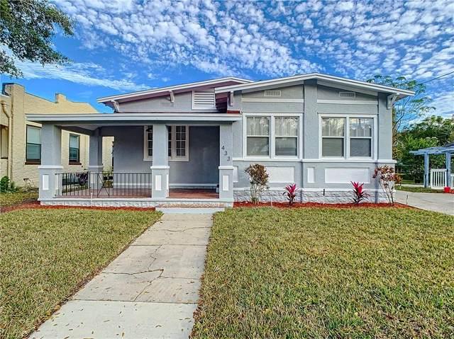 433 Fernshaw Avenue, Eustis, FL 32726 (MLS #O5917468) :: Visionary Properties Inc