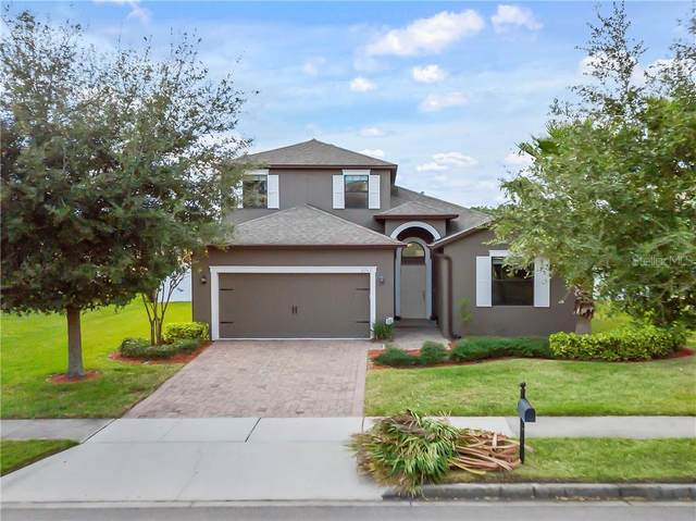 2263 Romanum Drive, Winter Garden, FL 34787 (MLS #O5917469) :: The Figueroa Team