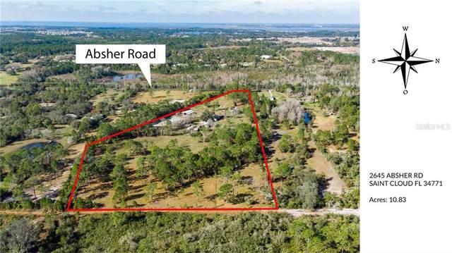 2645 Absher Road, Saint Cloud, FL 34771 (MLS #O5917474) :: BuySellLiveFlorida.com