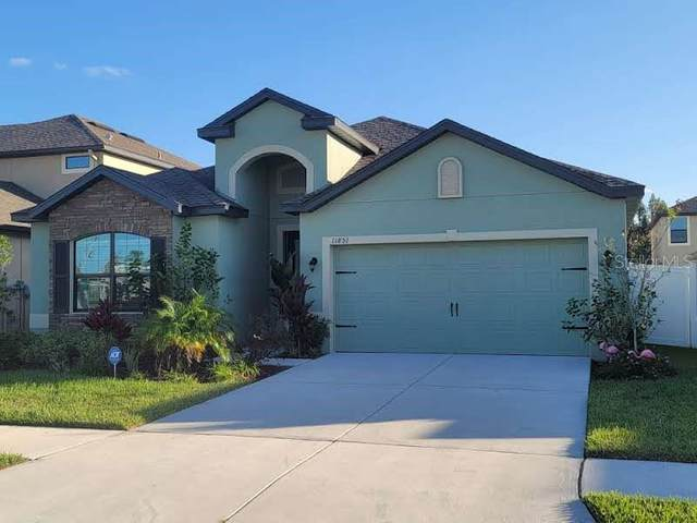 11851 Valhalla Woods Drive, Riverview, FL 33579 (MLS #O5917547) :: Dalton Wade Real Estate Group