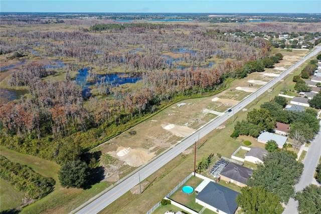 Lots 1-23 Silver Eagle Road, Groveland, FL 34736 (MLS #O5917603) :: Griffin Group