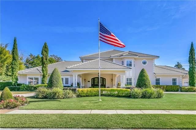 2156 Talman Court, Winter Park, FL 32792 (MLS #O5917629) :: Bob Paulson with Vylla Home