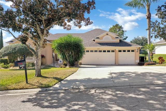 10707 Windhill Court, Clermont, FL 34711 (MLS #O5917643) :: Visionary Properties Inc