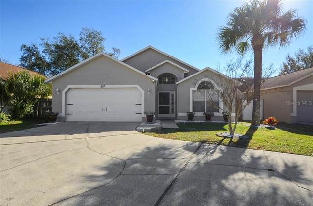 857 Ferry Landing Lane, Orlando, FL 32828 (MLS #O5917793) :: New Home Partners