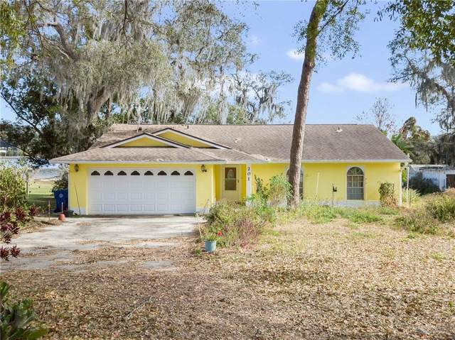 201 Grassy Lake Road, Minneola, FL 34715 (MLS #O5917799) :: Lockhart & Walseth Team, Realtors