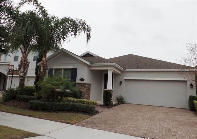 9213 Reflection Pointe Drive, Windermere, FL 34786 (MLS #O5917807) :: The Paxton Group