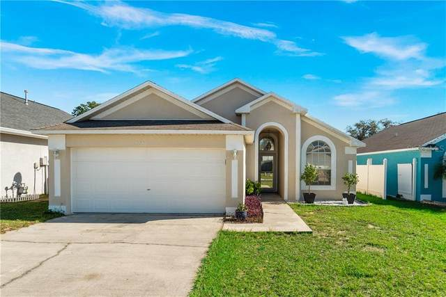3150 Huntwicke Boulevard, Davenport, FL 33837 (MLS #O5917827) :: The Paxton Group