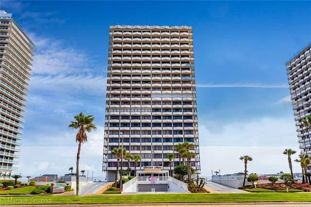 2900 N Atlantic Avenue #1104, Daytona Beach, FL 32118 (MLS #O5917831) :: The Paxton Group