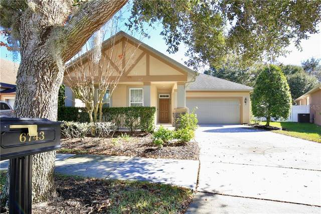 6743 Thornhill Circle, Windermere, FL 34786 (MLS #O5917837) :: Griffin Group