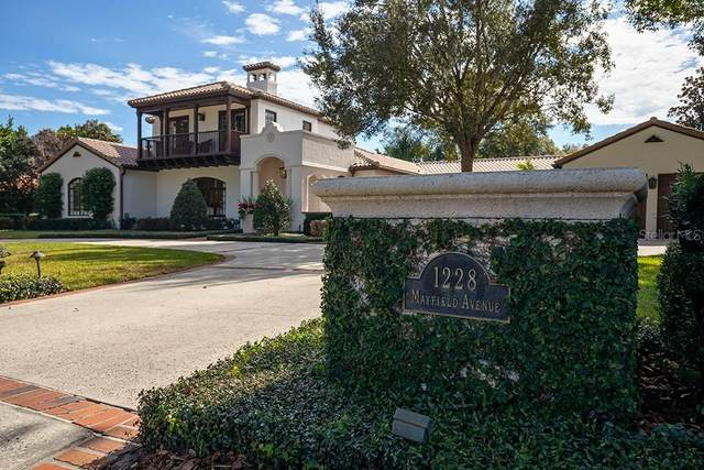 1228 Mayfield Avenue, Winter Park, FL 32789 (MLS #O5917873) :: Armel Real Estate