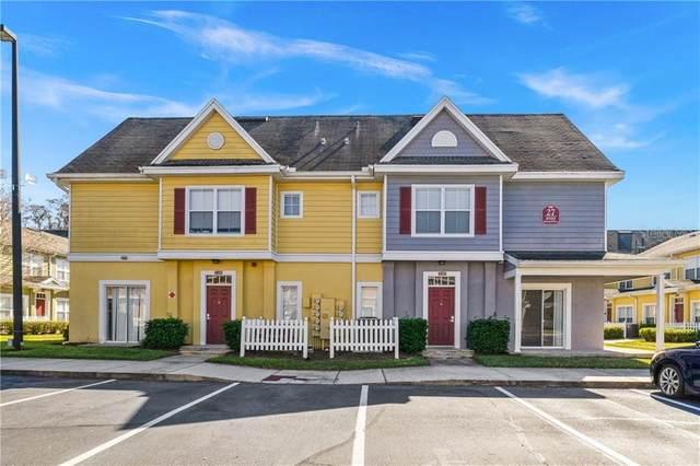 4560 Yellowgold Road E #107, Kissimmee, FL 34746 (MLS #O5917877) :: Everlane Realty