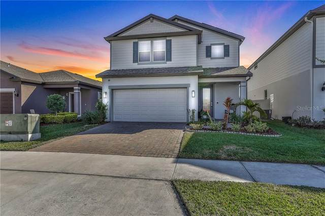 2821 E Lake Pointe Drive, Kissimmee, FL 34744 (MLS #O5918046) :: GO Realty