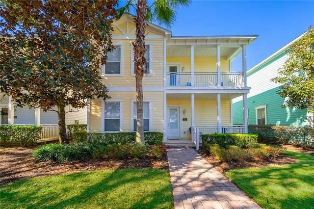 1456 Reunion Boulevard, Reunion, FL 34747 (MLS #O5918364) :: Sarasota Property Group at NextHome Excellence