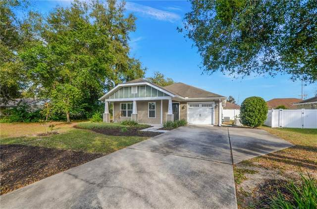 2144 Croat Street, Mount Dora, FL 32757 (MLS #O5918402) :: The Brenda Wade Team