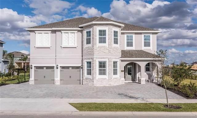 7691 Fairfax Drive, Kissimmee, FL 34747 (MLS #O5918443) :: Premier Home Experts