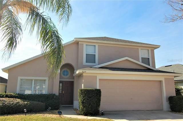 627 Ella Mae Drive, Davenport, FL 33897 (MLS #O5918461) :: Premier Home Experts