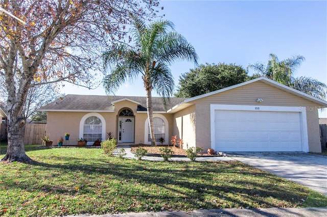 153 Rebecca Drive NE, Winter Haven, FL 33881 (MLS #O5918546) :: GO Realty
