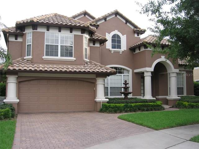 8640 Saint Marino Boulevard, Orlando, FL 32836 (MLS #O5918550) :: Bob Paulson with Vylla Home