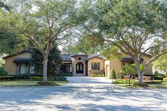 1211 Preserve Point Drive, Winter Park, FL 32789 (MLS #O5918622) :: Everlane Realty